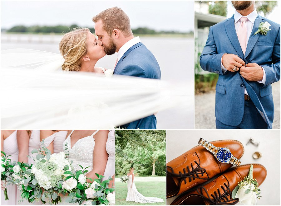 Nikki and Cody | Charleston Wedding at the The Island House | South Carolina and Florida Wedding Photographer
